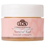 Запечатывающий крем - Natural Nail Boost Cream, 15 мл