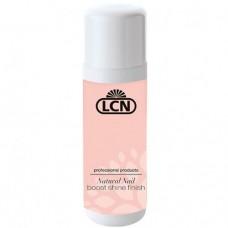 Средство для невероятного блеска - Natural Nail Boost Shine Finish, 100 мл