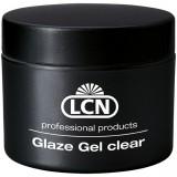 Запечатывающий гель с блеском - Glaze Gel, 10 мл