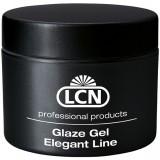 Цветной запечатывающий гель - Glaze Gel Elegant Line, 10 мл