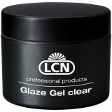 Запечатывающий гель с блеском - Glaze Gel, 20 мл