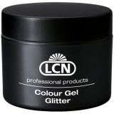 Цветные гели с сильным сиянием - Glitter Colour Gel, 5 мл