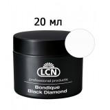 Однофазный гель с алмазной крошкой - Bondique Black Diamond, Clear, 20 мл
