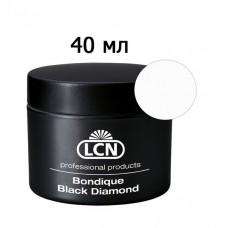 Однофазный гель с алмазной крошкой - Bondique Black Diamond, Clear, 40 мл