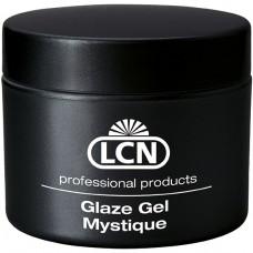 Запечатывающий гель с крошкой редких камней - Glaze Gel Mystique, 10 мл