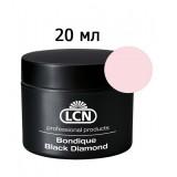 Однофазный гель с алмазной крошкой - Bondique Black Diamond, Pink, 20 мл