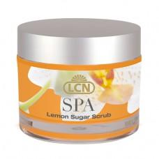 Скраб для рук с маслом лимона - SPA Lemon Sugar Scrub, 50 мл