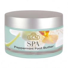 Масло для ног - SPA Peppermint Foot Butter, 450 мл