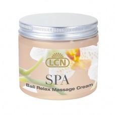 Питательный крем - SPA Bali Relax Massage Cream, 450 мл